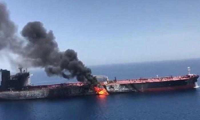 Tình hình chiến sự Syria mới nhất ngày 28/2: Tàu Israel phát nổ giữa lúc căng thẳng leo thang