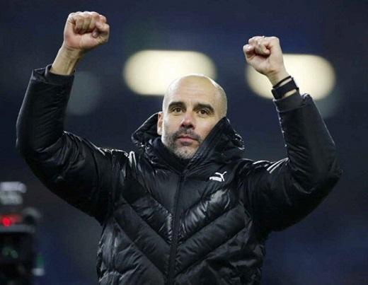 Man City hưởng lợi ở vòng 1/8 Champions League