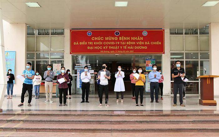 Việt Nam có thêm chín ca mắc Covid-19, 30 ca khỏi bệnh