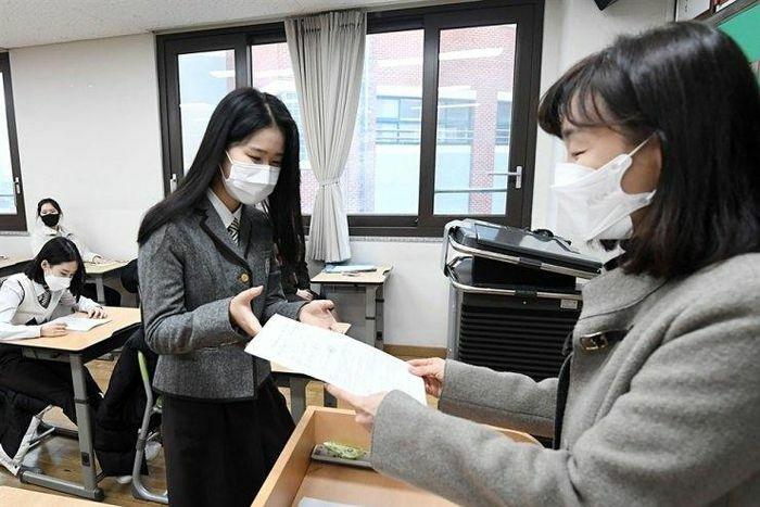 """Đại học Hàn Quốc tặng iPhone để """"hút"""" sinh viên"""