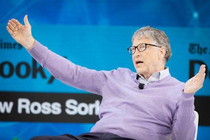 Tỷ phú Bill Gates nói cơn điên cổ phiếu GameStop là trò cờ bạc