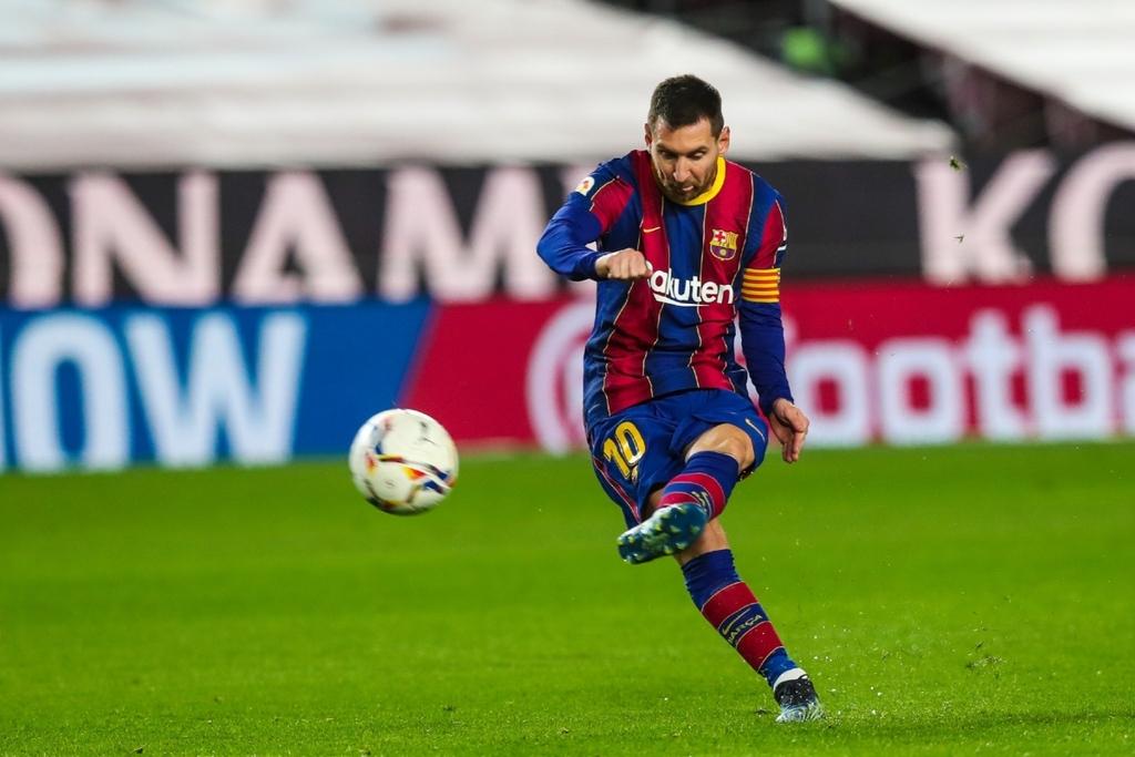 Messi là cỗ máy kiếm tiền cho Barca