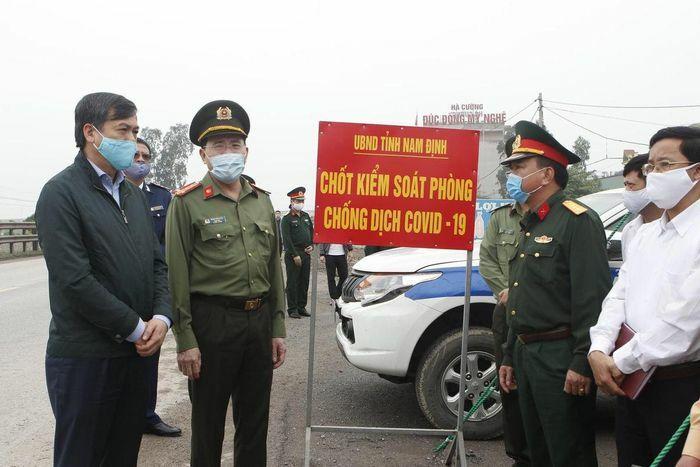 Sở Y tế Nam Định lên tiếng về thông tin người dân về từ vùng dịch bị cách ly