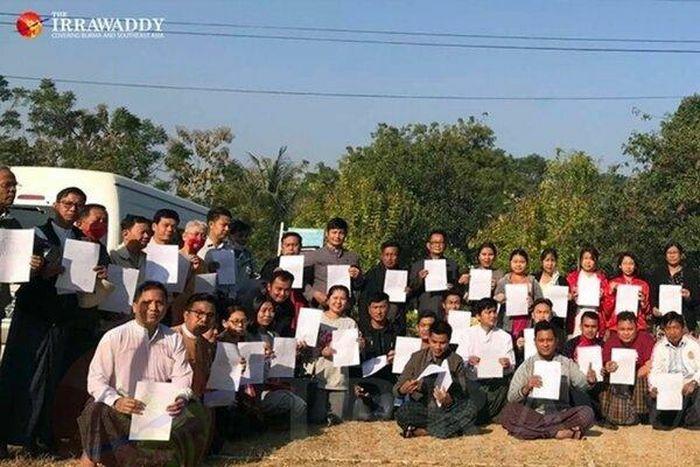 Hàng chục nghị sĩ Myanmar tuyên thệ nhậm chức bất chấp chính biến