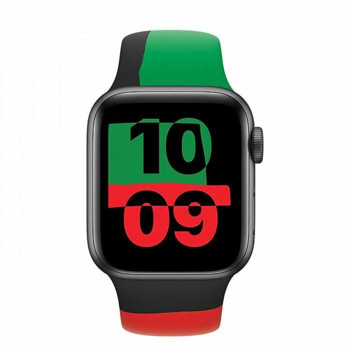 """Apple giới thiệu Apple Watch 6 phiên bản giới hạn """"Black Unity"""""""