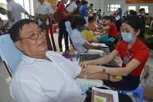 Sóc Trăng: Những người hiến máu hàng chục lần góp phần cứu người bệnh