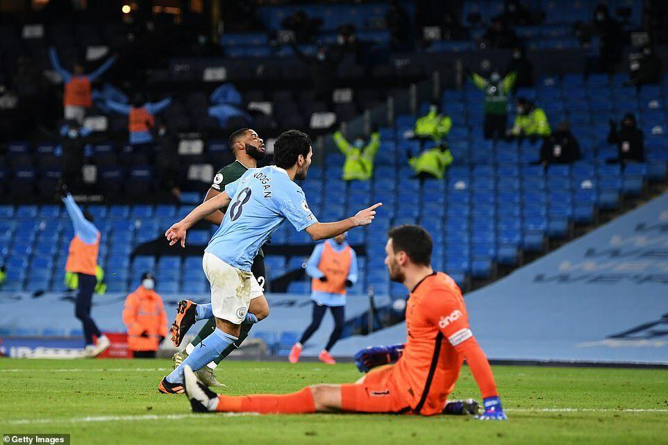 5 điểm nhấn từ màn vùi dập Tottenham của Man City