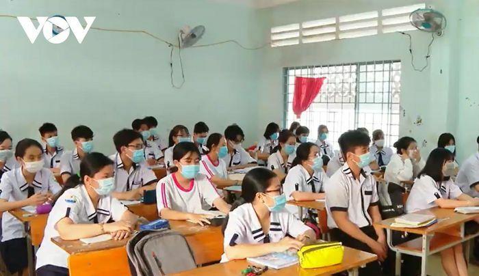 Nhiều tỉnh trong khu vực ĐBSCL sẽ cho học sinh đi học từ ngày 22/2