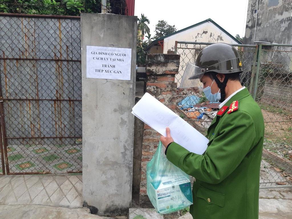 Hải Dương: Nữ công nhân huyện Ninh Giang tự ý trốn cách ly để về nhà bố mẹ đẻ