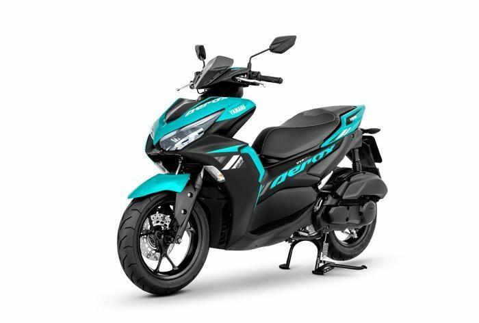 Yamaha NVX155 2021 ra mắt tại Thái Lan, bổ sung nhiều trang bị hiện đại - ảnh 1
