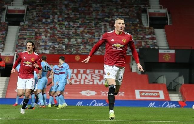 Man Utd lập nên kỷ lục sau chiến thắng trước West Ham