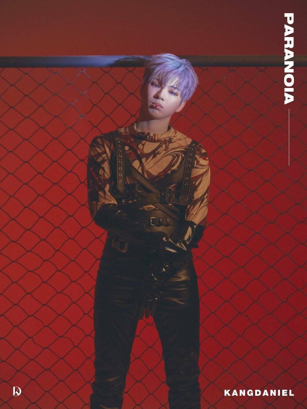 Kang Daniel bấm khuyên môi, diện đồ da trong teaser comeback: Dân chơi đây rồi!