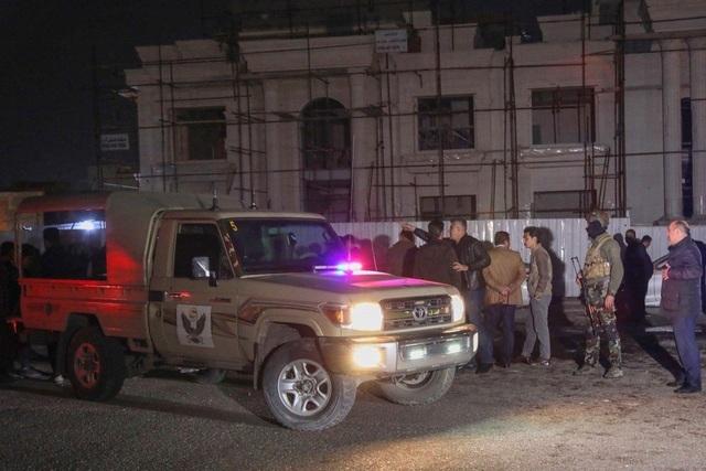 Tấn công rocket chết người vào căn cứ có quân Mỹ đồn trú ở Iraq