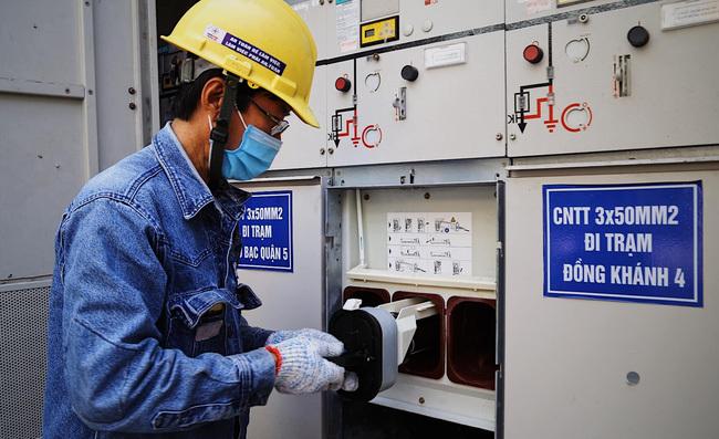 Tổng công ty Điện lực TP.HCM chủ động phòng dịch cho người lao động