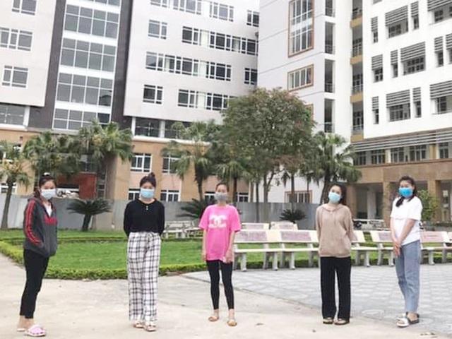 DHS Lào tình nguyện ở lại ăn Tết Việt cùng người dân Hải Dương chống dịch