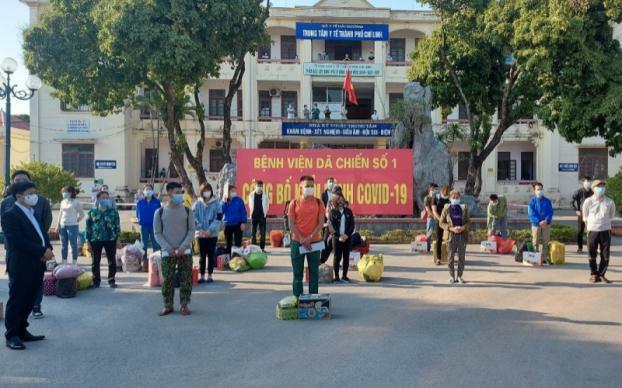 Tối 16/2, thêm 40 ca nhiễm COVID-19 tại Hà Nội, Hải Dương và Quảng Ninh