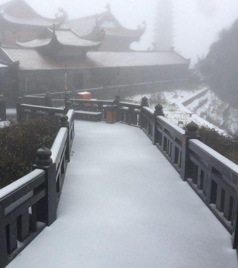Dự báo thời tiết hôm nay 9.2.2021: Bắc bộ rét, có mưa tuyết