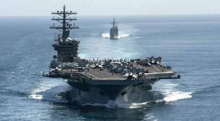 Mỹ rút tàu sân bay khỏi vùng Vịnh, dấu hiệu hạ nhiệt căng thẳng với Iran?