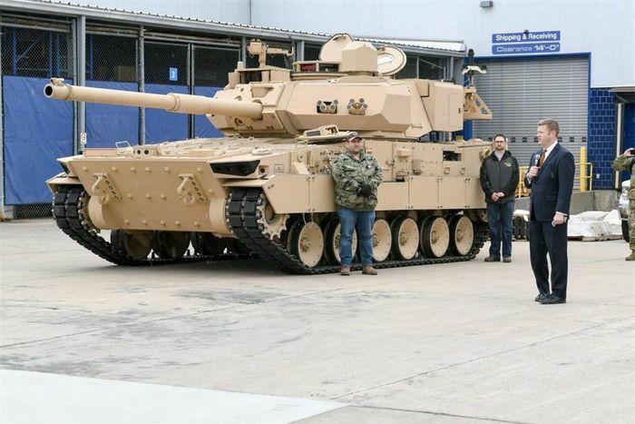 General Dynamics có thể là nhà phát triển xe tăng hạng nhẹ cho Lục quân Mỹ