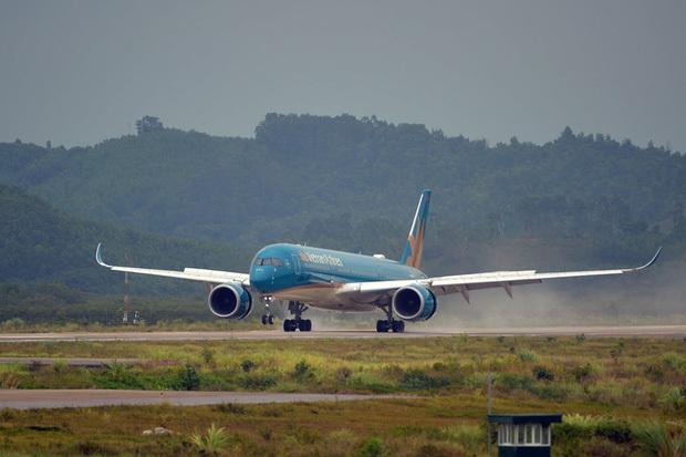 Khôi phục đường bay trong nước tới sân bay Vân Đồn