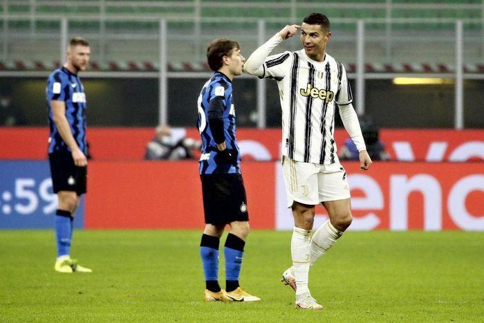 Sự ma mãnh của Ronaldo chắp cánh Juventus