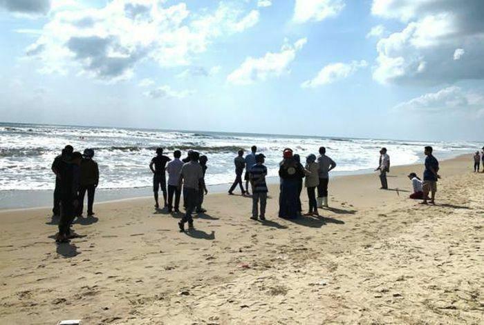 Tìm thấy thi thể bảo vệ cứu học sinh đuối nước ở Quảng Ngãi