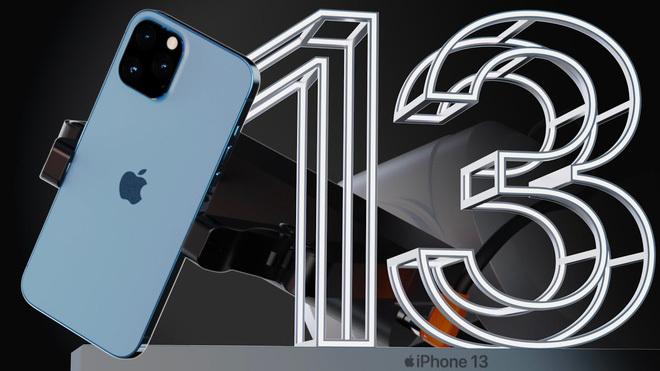 iPhone 13 sẽ nâng cấp camera và sạc MagSafe, màn hình tích hợp chế độ Always-on Display