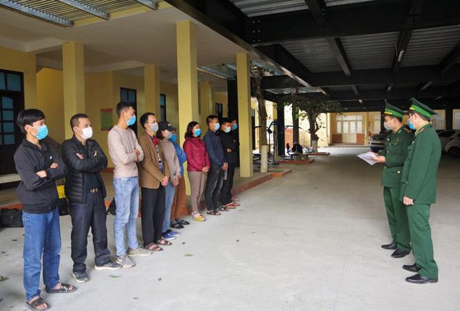Triệt xóa 2 đường dây đưa người vượt biên trái phép trong mùa dịch Covid-19 ở Nghệ An