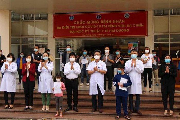 Hải Dương đã công bố điều trị khỏi 280 bệnh nhân