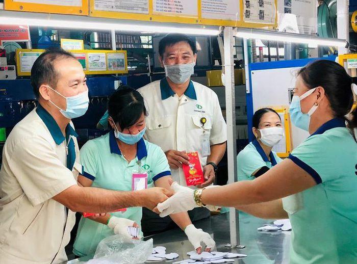 Gần 98% công nhân ở Đồng Nai đã trở lại làm việc sau Tết