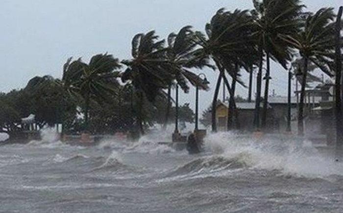 Biển Đông sắp đón cơn bão đầu tiên trong năm mới