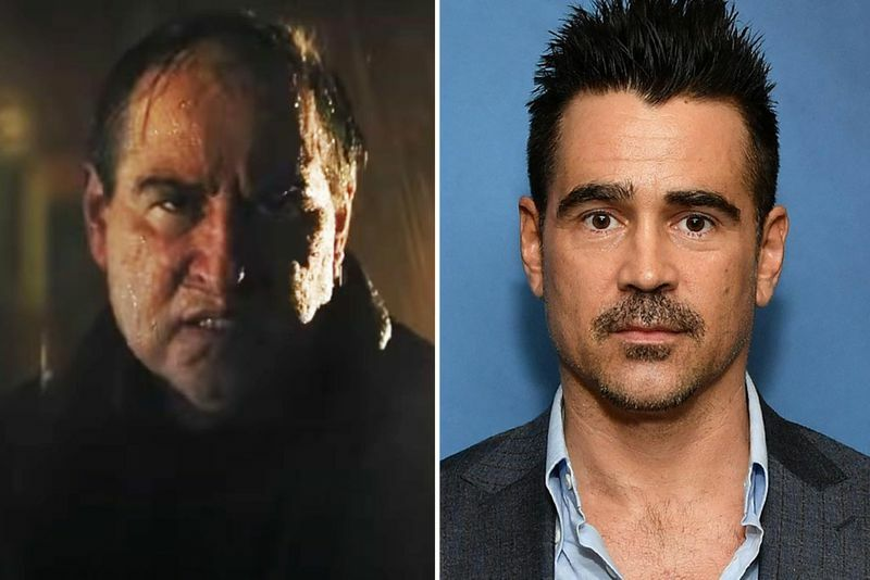 Colin Farrell cạo trọc đầu khi quay 'The Batman' 2022