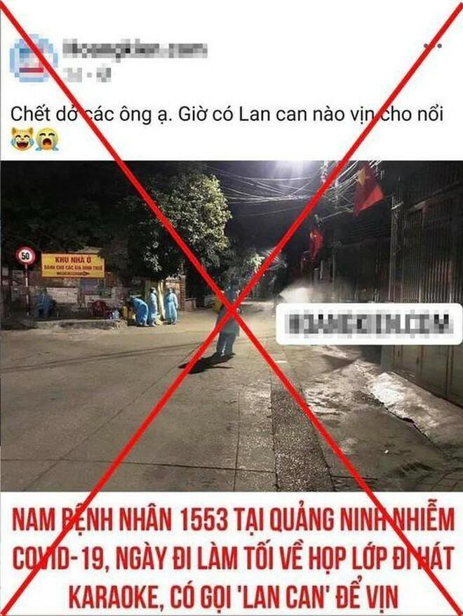 Công an Hà Nội xử phạt 16 trường hợp tung tin sai sự thật lên mạng xã hội