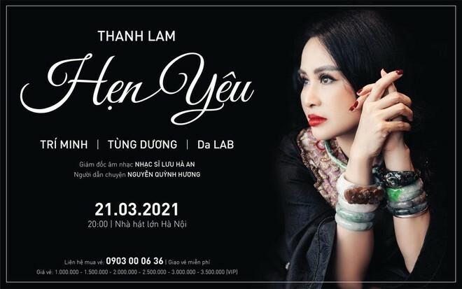 """""""Diva"""" Thanh Lam hoãn liveshow vì dịch Covid-19"""