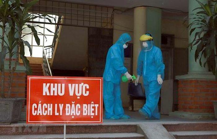 Bộ Y tế điều lực lượng tinh nhuệ hỗ trợ truy vết trường hợp F1 ở Điện Biên