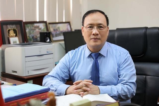 Một Giáo sư Việt Nam là thành viên Ban biên tập Tạp chí quốc tế ISI của Đức