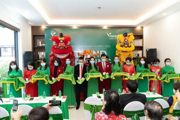 Vinapharma Group khai trương chuỗi siêu thị NutriMart đầu tiên tại Hà Nội