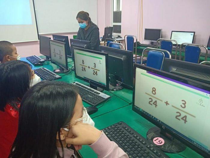 Bắc Ninh: 100% trường tiểu học đạt chuẩn quốc gia