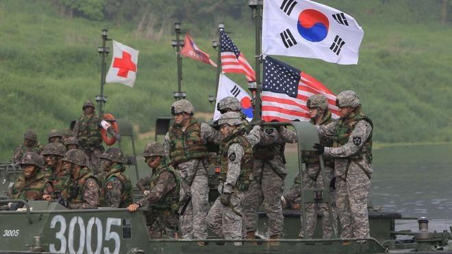 Mỹ – Hàn Quốc nỗ lực hoàn thiện thỏa thuận chia sẻ chi phí quân sự