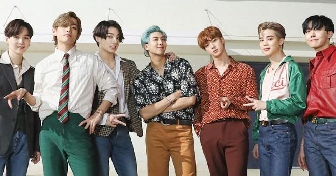 """""""Dynamite"""" của BTS chiến thắng nhiều show âm nhạc nhất lịch sử Hàn Quốc"""