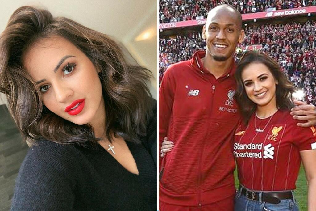 Vợ Fabinho bật lại CĐV Liverpool sau trận thua tan nát