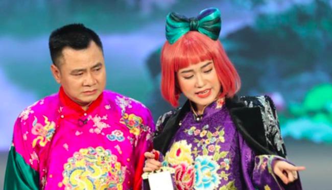 """Lâm Vỹ Dạ nói ở Táo Quân """"Chúng ta của hiện tại không phải là uống trà xanh"""", netizen gọi tên Sơn Tùng M-TP"""