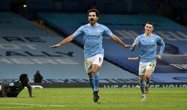 Man City 3-0 Tottenham: Dấu ấn đặc biệt của Gundogan