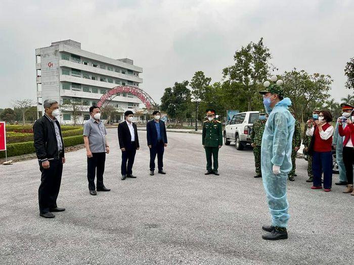 Bộ Y tế yêu cầu đưa Bệnh viện dã chiến số 3 tại Hải Dương vào hoạt động từ ngày 19/2