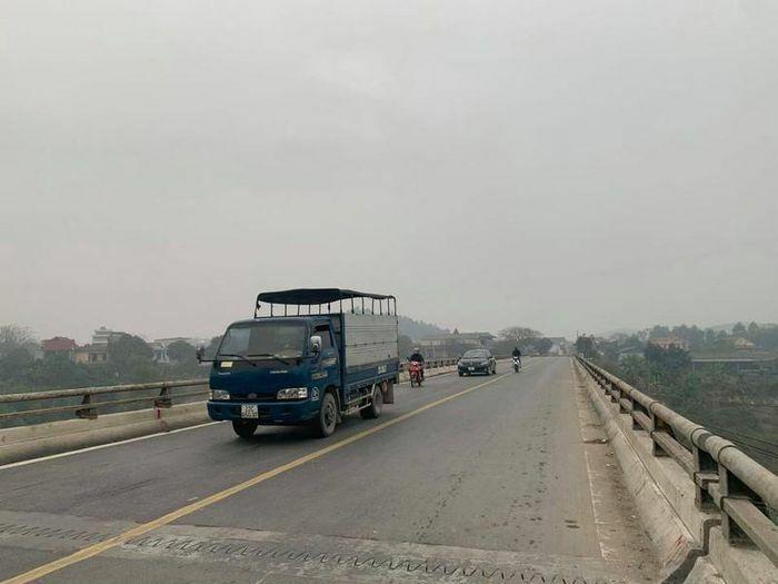 Phú Thọ: Chính thức thông xe cầu Đoan Hùng