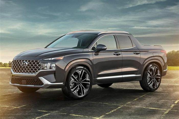 Khám phá động cơ xe bán tải đầu tiên của Hyundai