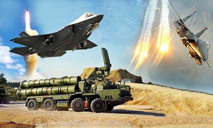 """Mỹ tuyên bố """"chiến thắng"""" của F-35 trước phòng không Nga"""