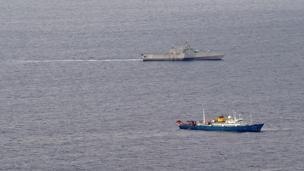 Tàu thăm dò Trung Quốc xâm nhập EEZ nhiều nước ở Biển Đông và Hoa Đông
