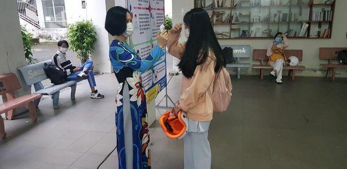Đà Nẵng: Trường học siết chặt các khâu phòng, chống dịch Covid – 19