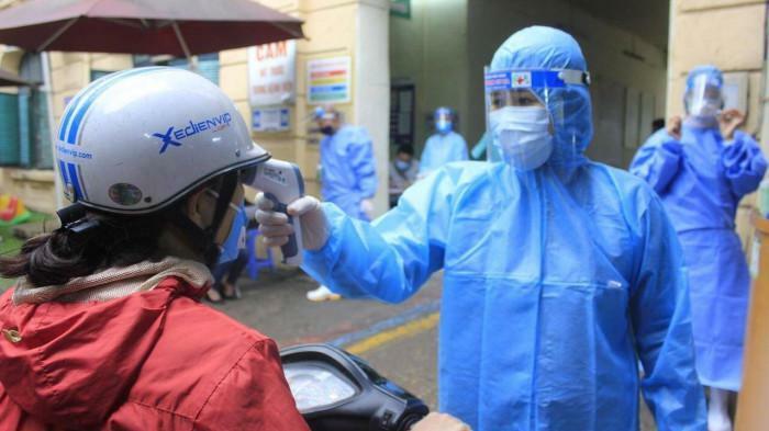 Chiều 9/2, thêm 16 ca mắc mới Covid-19 ở Hà Nội, TP.HCM và 3 tỉnh khác